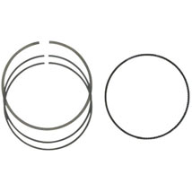 Moose Racing Replacement Ring Set for High Performance 4-Stroke Piston Kit by CP Pistons (14.5:1) (Race Piston) for YZ250F 05-13