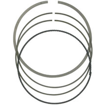 Moose Racing Replacement Ring Set for High Performance 4-Stroke Piston Kit by CP Pistons (12.0:1) for 525 EXC 03-07 (Closeout)