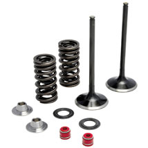 Moose Racing Exhaust Valve Kit for KTM All RFS Engines 400-560cc 00-09