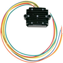 Rick's Motorsport Electrics Universal Rectifier/Regulator for Use on Most 3-Phase (B-type) Field Controlled Systems