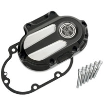 Performance Machine Scallop Design Transmission Side Cover (6-Speed Cable Actuated) for Softail 07-13