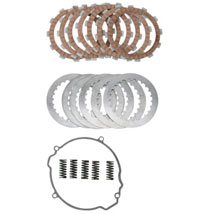 Moose Racing Complete Clutch Kit w/ Gasket for 125 EXC 98-13