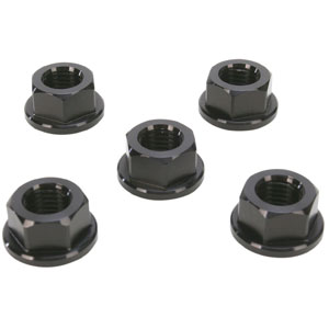 Driven Sprocket Nuts for Ducati 5-Bolt Hugs (Closeout)