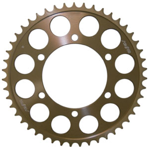 Sunstar Aluminum 520 Rear Sprocket for YZF-R1 06-08 (Closeout)