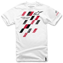 Alpinestars GP Class Short-Sleeve T-Shirt White