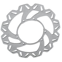 EBC CX Extreme Vee Brake Rotor for WR450 03-13