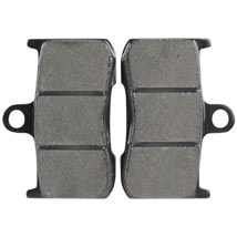 SBS HS Streetexcel Front Brake Pads for Bomber 10-11