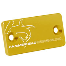 Hammerhead Front Brake Master Cylinder Cover for RM-Z450 05-13 (Closeout)
