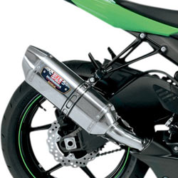 Yoshimura Street R-77 Slip-On Exhaust for ZX6R 09-12 (Closeout)