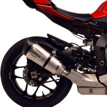 Leo Vince Factory S Slip-On Exhaust for YZF-R1 15-16