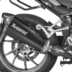 Akrapovic Slip On Exhaust For R1200rt 14 18