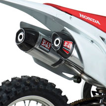 Yoshimura RS-9D Slip-On Muffler for CRF450R 13