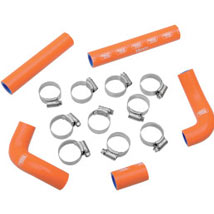 Moose Racing Radiator Hose/Clamp Kits for 250 XC-F 12 (Closeout)