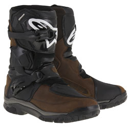 Alpinestars Belize Drystar Oiled Leather Boots Brown
