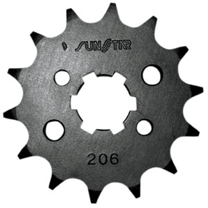Sunstar 428 Front Sprocket for XT225 92-07