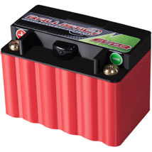 Ballistic Battery EVZ7L-8 EVO 3 Upgrade Lithium for WR250R/X 03-13