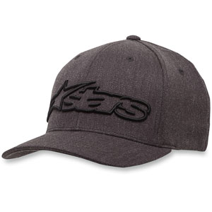 Alpinestars Blaze Flexfit Hat /Gray/Black
