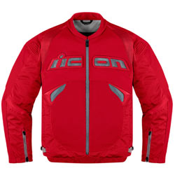 Icon Sanctuary Jacket Red