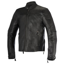 Alpinestars Brera Leather Jacket Black