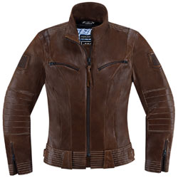 Icon 1000 Fairlady Jacket Brown (Closeout)