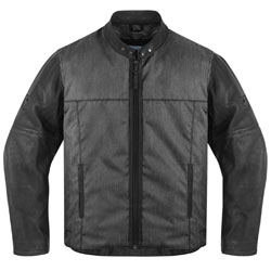 Icon Men's 1000 Vigilante Jacket Black (Closeout)