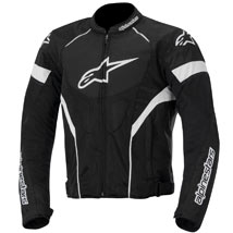 Alpinestars T-GP Plus R Air Jacket Black/White