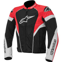 Alpinestars T-GP Plus R Air Jacket White/Black/Red