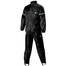 Nelson Rigg WP-8000 Weather Pro Rain Suit Black