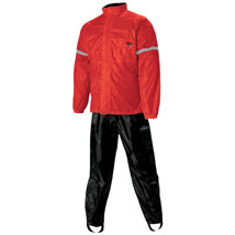 Nelson Rigg WP-8000 Weather Pro Rain Suit Red