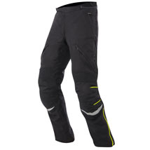 Alpinestars New Land Gore-Tex Pants Black/Yellow-Fluo (Closeout)
