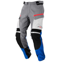 Alpinestars Valparaiso Drystar Pants Gray/Blue/Red/Sand (Closeout)