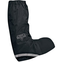 Nelson Rigg Waterproof Rain Boot Cover Black