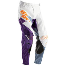 Thor Core Merge Pants White/Purple