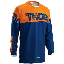 Thor Phase Hyperion Jersey Navy/Orange