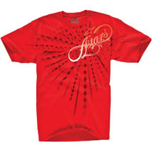 Alpinestars Leopold T-Shirt Red (Closeout)