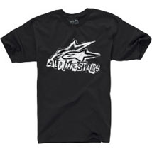 Alpinestars Vandal T-Shirt Black