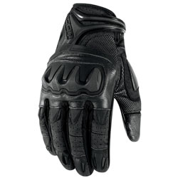 Icon Overlord Resistance Gloves Black