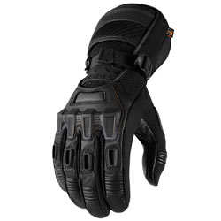 Icon Raiden Alcan Gloves Black