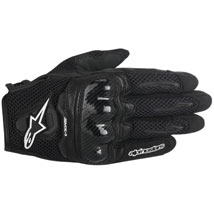 Alpinestars SMX-1 Air Gloves Black