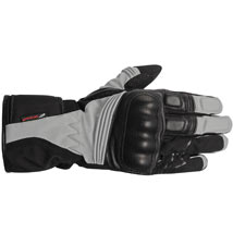 Alpinestars Valparaiso Drystar Gloves Cool-Gray/Black