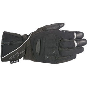 Alpinestars Primer Drystar Leather Gloves Black