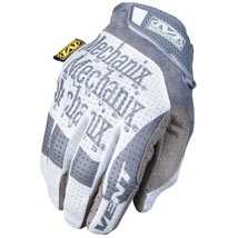 Mechanix Wear Specialty Vented Gloves White/Gray