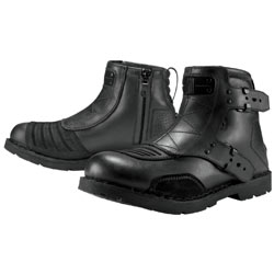 Icon Men's 1000 El Bajo Boots Black