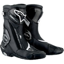 Alpinestars Men's SMX Plus Boots Black (Closeout)