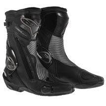 Alpinestars Men's SMX Plus Boots Gunmetal (Closeout)