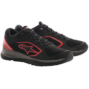 Alpinestars Alloy Shoes Black/Red