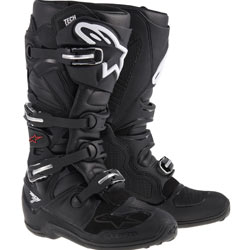 Alpinestars Men's Tech 7 Boots Black
