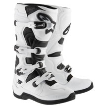 Alpinestars Men's Tech 5 Boots White/Black