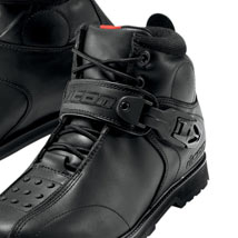 Icon Replacement Buckle and Strap Kit for Super-Duty 4 Boots