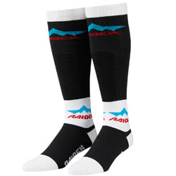 Icon Raiden XCP Socks Black